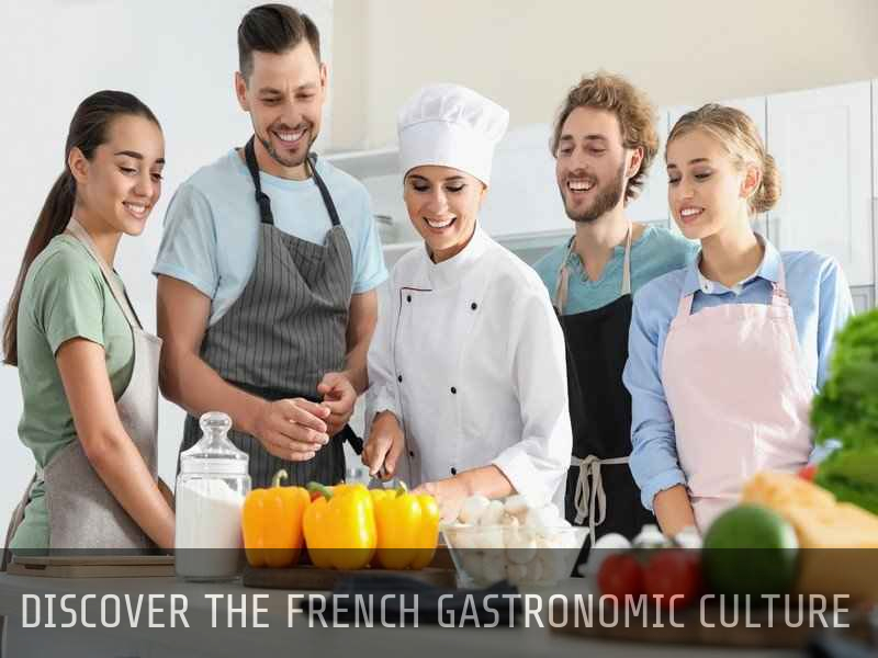 Discover French gastronomy